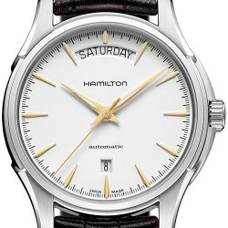Hamilton Jazzmaster Day Date Auto Mens Watch H32505511