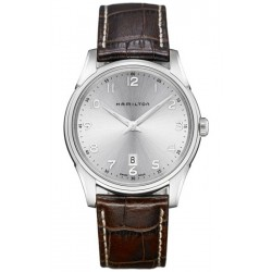 Hamilton Jazzmaster Thinline Quartz Mens Watch H38511553