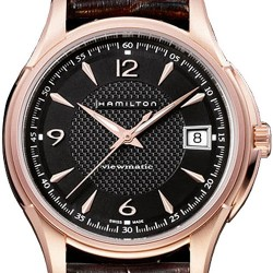 Hamilton Jazzmaster Viewmatic Auto Mens Watch H32445585