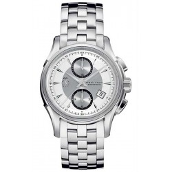 Hamilton Jazzmaster Auto Chrono Mens Watch H32616153