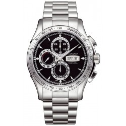 Hamilton Jazzmaster Lord Auto Chrono Mens Watch H32816131
