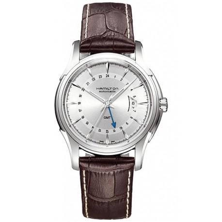 Hamilton Jazzmaster Traveler GMT Auto Mens Watch H32585551
