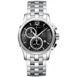 Hamilton Jazzmaster Chrono Quartz Mens Watch H32612135