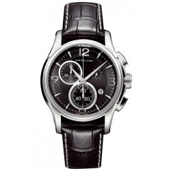 Hamilton Jazzmaster Chrono Quartz Mens Watch H32612735