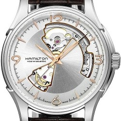 Hamilton Jazzmaster Open Heart Auto Mens Watch H32565555