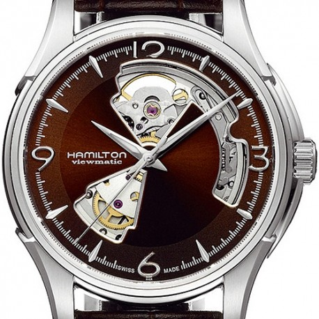 Hamilton Jazzmaster Open Heart Auto Mens Watch H32565595