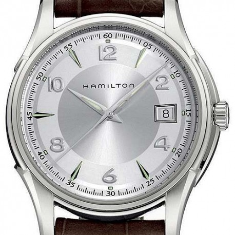 Hamilton Jazzmaster Quartz Mens Watch H32411555