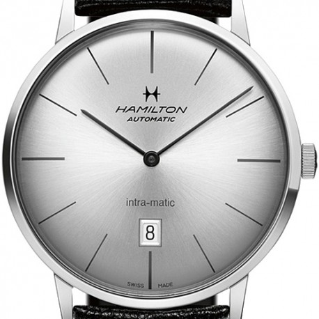 Hamilton Intra-Matic Automatic Mens Watch H38755751