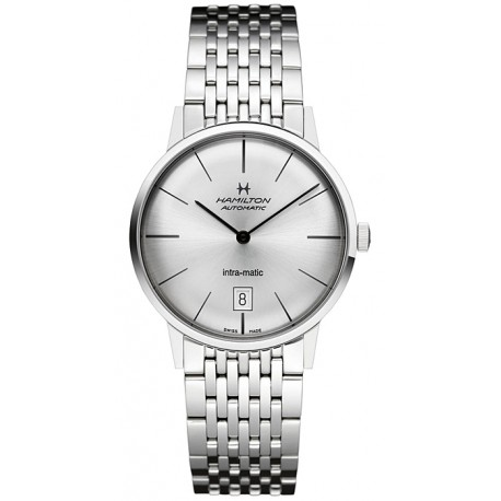 Hamilton Intra-Matic Automatic Mens Watch H38455151