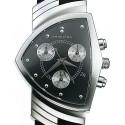 Hamilton Ventura Chrono Quartz Mens Watch H24412732
