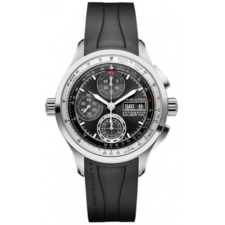 Hamilton Khaki Aviation X-Patrol Auto Mens Watch H76556331