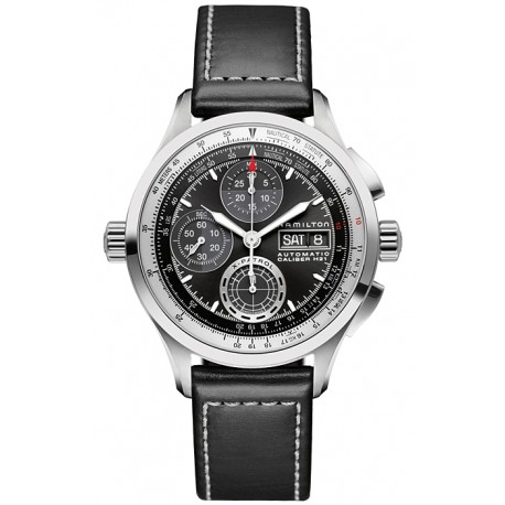 Hamilton Khaki Aviation X-Patrol Auto Mens Watch H76556731
