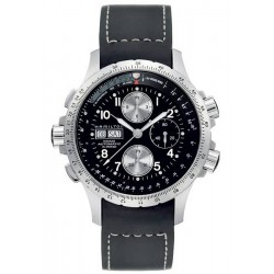 Hamilton Khaki Aviation X-Wind Auto Mens Watch H77616333