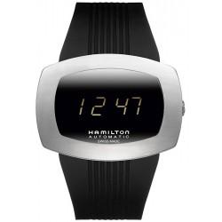 Hamilton Pulsomatic Automatic Digital Mens Watch H52515339