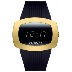 Hamilton Pulsomatic Automatic Digital Mens Watch H52545339