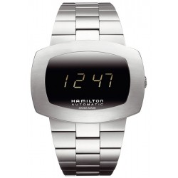 Hamilton Pulsomatic Automatic Digital Mens Watch H52515139
