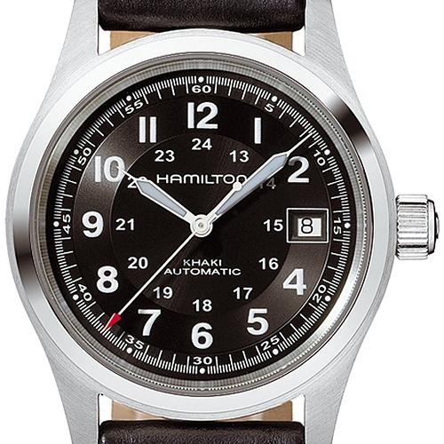 3be8dcbc6 Hamilton Khaki Field Automatic Mens Watch H70455733