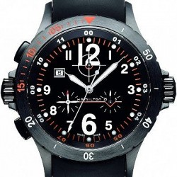 Hamilton Khaki Field GMT Mens Watch H74592333