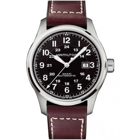 Hamilton Khaki Field Officer Auto Mens Watch H70625533