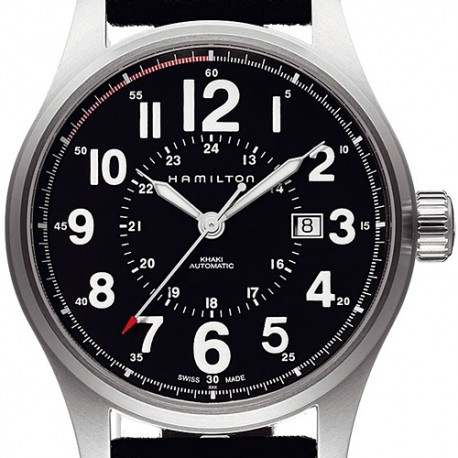 Hamilton Khaki Field Officer Auto Mens Watch H70615733