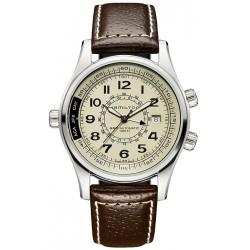 Hamilton Khaki Navy UTC Automatic Mens Watch H77525553