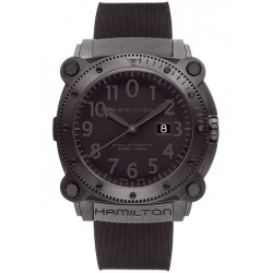 Hamilton Khaki Navy Belowzero Auto Mens Watch H78585333