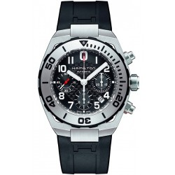 Hamilton Khaki Navy Sub Auto Chrono Mens Watch H78716333
