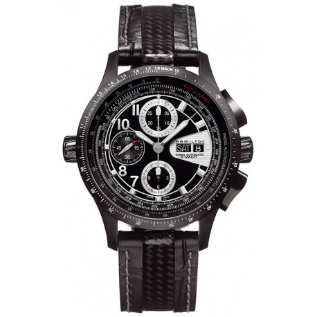 Hamilton Khaki Aviation X-Mach Mens Watch H76686735