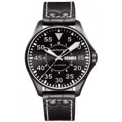 Hamilton Khaki Aviation Pilot Auto Mens Watch H64785835