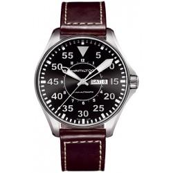 Hamilton Khaki Aviation Pilot Auto Mens Watch H64715535