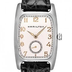 Hamilton Classic Boulton Quartz Mens Watch H13411753
