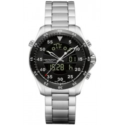 Hamilton Khaki Aviation Flight Timer Watch H64554131