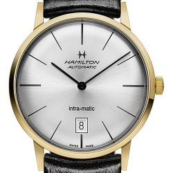 Hamilton Intra-Matic Automatic Mens Watch H38475751