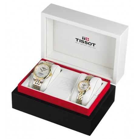 Tissot Le Locle 160th Anniversary Watch Set T006.907.22.037.00