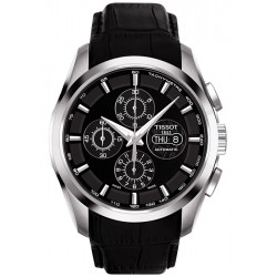Tissot Couturier Automatic Chrono Mens Watch T035.614.16.051.00