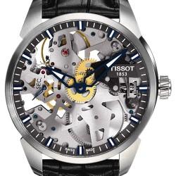 Tissot T-Complication Squelette Mens Watch T070.405.16.411.00