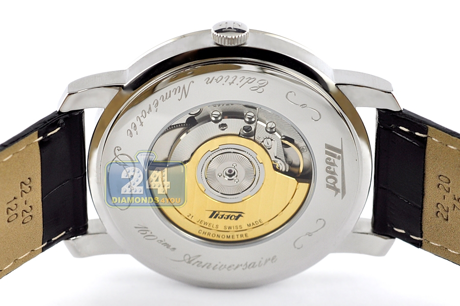 Tissot Navigator 160th Anniversary Mens Watch T078.641.16 ...