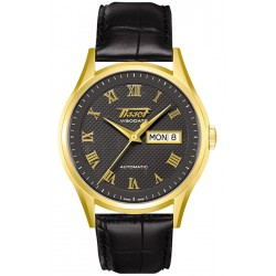 Tissot Visodate 18K Yellow Gold Mens Watch T910.430.16.083.00