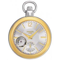 Tissot Mechanical Skeleton Pocket Watch T853.405.29.037.00