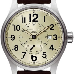 Hamilton Khaki Field Officer Auto Mens Watch H70655723