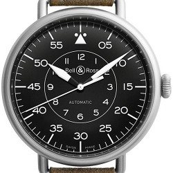 BRWW192-MIL/SCA Bell & Ross Vintage WW1 Automatic Mens Watch