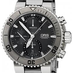 Oris Aquis Titan Watch 01 674 7655 7253-07 8 26 75PEB