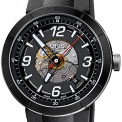Oris TT1 Skeleton Engine Date Watch 01 733 7668 4114-07 4 25 06