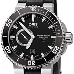 Oris Aquis Titan Watch 01 743 7664 7154-07 4 26 34TEB