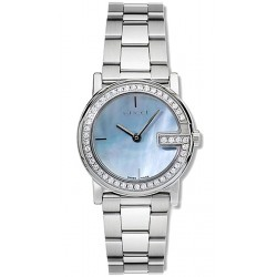 Gucci G-Chrono Diamond Womens Watch YA101514