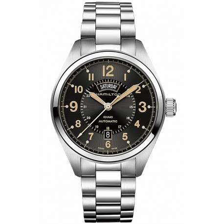 Hamilton Khaki Field Day Date Auto Mens Watch H70505933