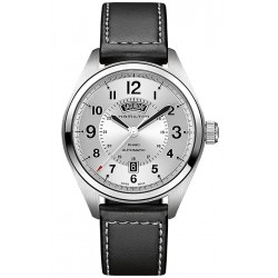 Hamilton Khaki Field Day Date Auto Mens Watch H70505753