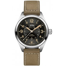 Hamilton Khaki Field Day Date Auto Mens Watch H70505833
