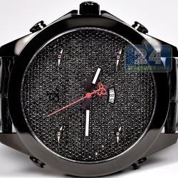 Jacob & Co Five Time Zone Diamond Dial 47 mm Watch JC-130