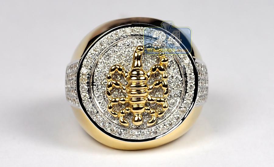 Pinterest Scorpion Ring